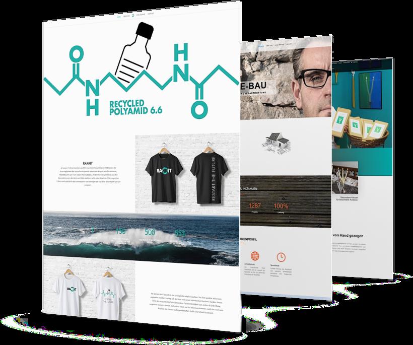 kreative und professionelle Webdesigns Webdesigner